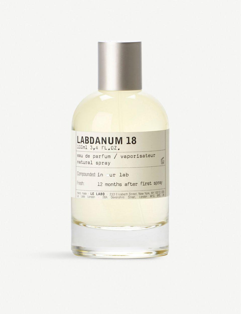 Labdanum 18 Eau de Parfum